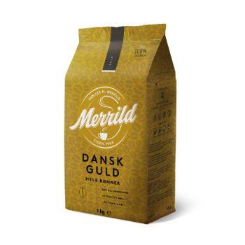 Kafijas pupiņas Merrild Dansk Guld 1kg