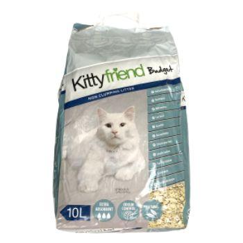 Smiltis kaķiem Kitty Friend Budget 10L