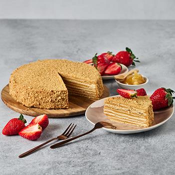 Torte medus Citro 800g