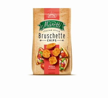 Sausmaizītes Bruschette ceptas ar picas garšu 70g