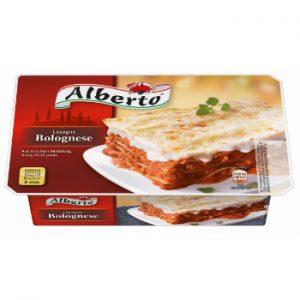 Lazanja Alberto Bolognese sald. 400g