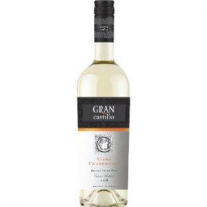 Vīns Gran Castillo Viura-Chardonnay 11.5% 0.75l