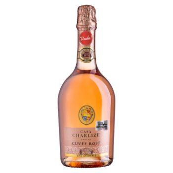 Dzirkstošais vīns Casa Charlize Rasato Spumante 0.75l