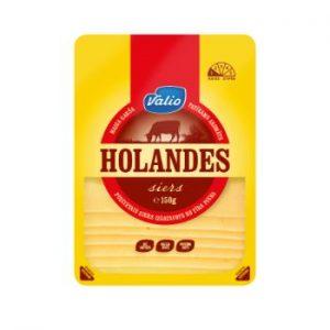Siers Holandes šķēlēs Valio 150g