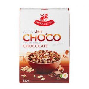 Musli Herkuless Active & Fit Chocolate 350g