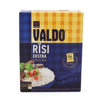 Rīsi klasiskie gargraudu Valdo 4x125g