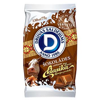 Saldējums šokolādes Druva 130ml/75g
