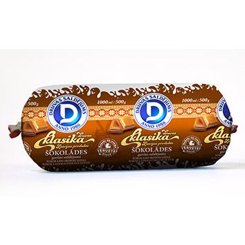 Saldējums Šokolādes Druva 1000ml/500g
