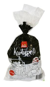 Kartupeļi Latvija 2. šk. fas. 2.5kg