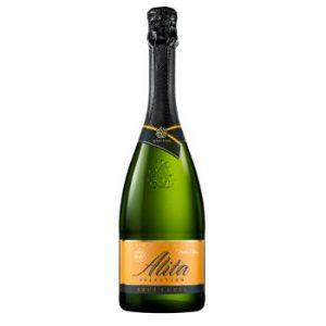 Dzirkstošais vīns Alita Brut Cuvee 11% 0.75l