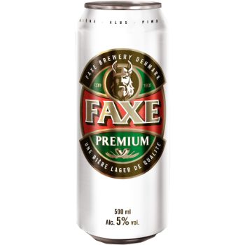 Alus Faxe 5% 0.5l can