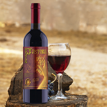 Vīns Kagor Rubiniu 12% 0.75l