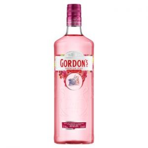 Džins Gordons pink 37.5% 0.7l