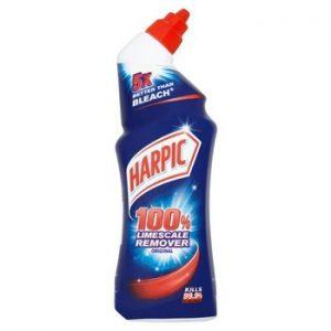 Tīrīšanas līdzeklis Harpic WC Original 750ml