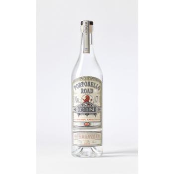 Džins Portobello Road gin 42% 0.7l