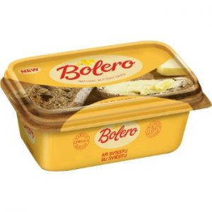 Margarīns Bolero ar sviestu 400g