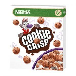 Sausās brokastis Nestle Cookie Crisp 225g