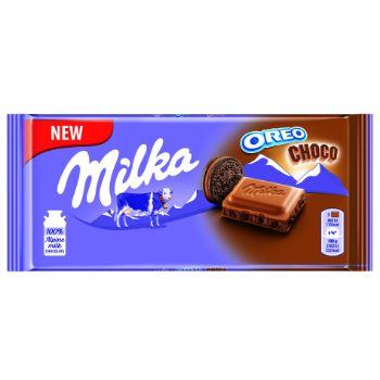 Šokolāde Milka Oreo Choco Brownie 100g