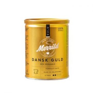 Kafija maltā Merrild Dansk Guld 250g
