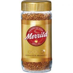 Kafija šķīstošā Merrild Gold 200g