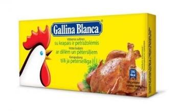 Buljons vistas Gallina Blanca 12*10g