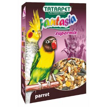 Barība vidējiem papagaiļiem 450g