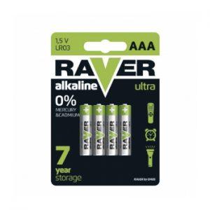 Baterijas R03-C4