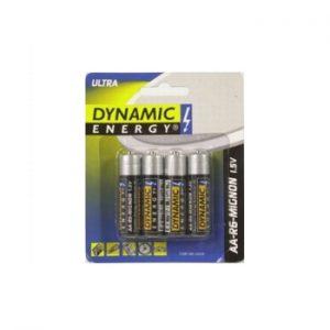 Baterija AA Ultra Dynamic Energy 4gb