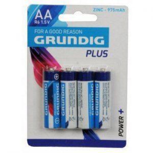 Baterija AA Grunding 4gb