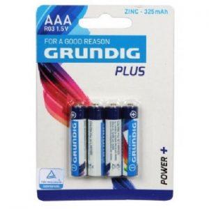 Baterija Grundig AAA 4gb