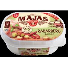 Saldējums Mājas Rabarberu 950ml/500g