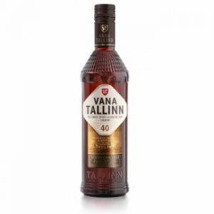 Liķieris Vana Tallinn 40% 0.5l