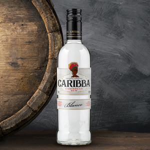 Rums Caribba Blanco 37.5% 0.7l