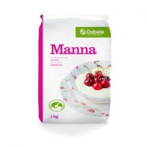 Manna Dobeles Dzirnavnieks 1kg