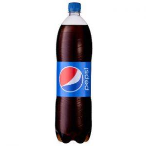 Dzēriens Pepsi Cola 1.5l