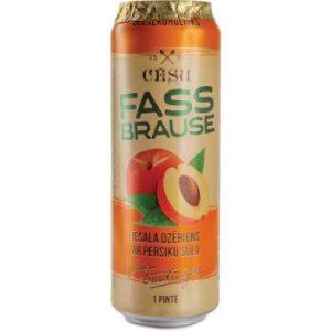 Dzēriens Iesala Fassbrause Peach 0.568l