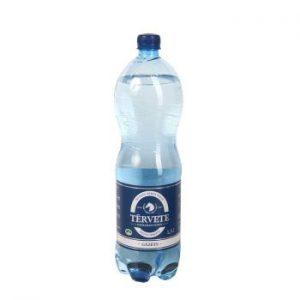 Ūdens Tērvete gāzēts 1.5l