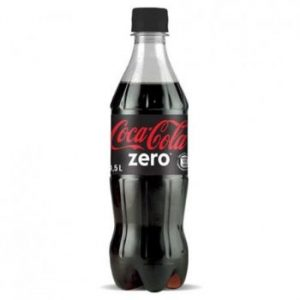 Limonāde Coca Cola Zero 0.5l