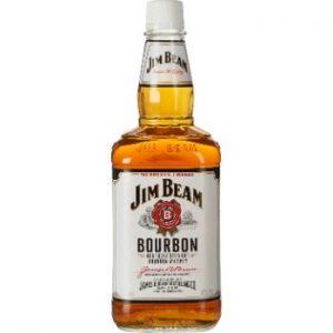 Viskijs Jim Beam white 40% 1.5l