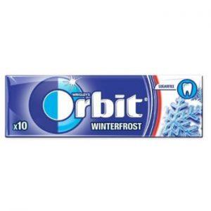Košļ.gumija Orbit Winterfresh 14g