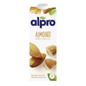 Piens mandeļu Alpro 1l