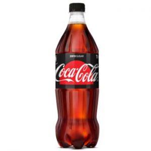 Limonāde Coca Cola Zero 1l