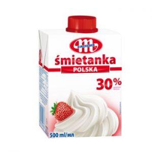 Krējums saldais UHT 30% 500g