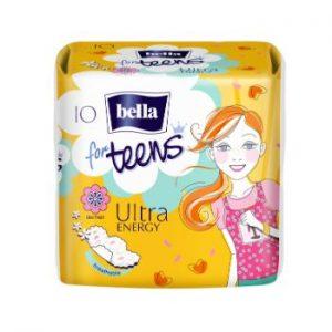 Hig.paketes Bella Teens Ultra Energy 10gb