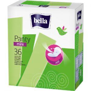 Hig.ieliktnīši Bella White Panty Mini ikdienas 36gb