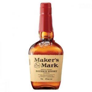 Viskijs Makers Mark 45% 0.7l