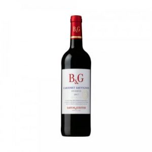 Vīns S. Barton& Guestier cabarnet Sauvignon reserva 13% 0.75