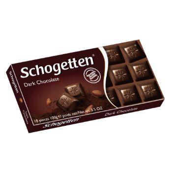 Šokolāde Schogetten tumšā 100g