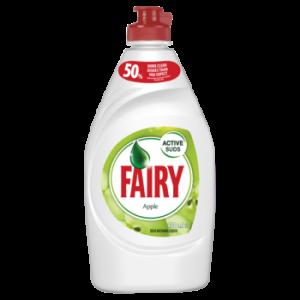 Trauku mazg.līdzeklis 450ml Fairy Apple