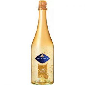 Dzirkstošais vīns Blue nun Sparkling gold 11% 0.75l